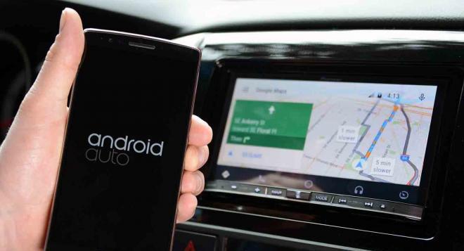 Divulgação / Android Auto