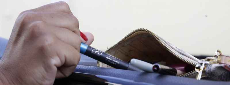 Maquiagem pode custar uma revitalização para os proprietários do carro - Amanda Oliveira/Esp. DP