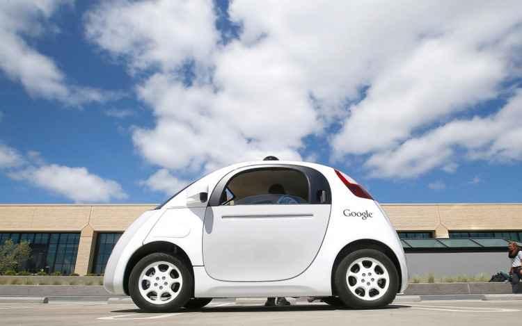 A Google anuncia, ainda essa semana, o lançamento da Waymo, que será exclusiva para fabricação dos carros autônomos - Reprodução da internet