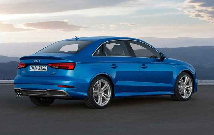 De acordo com a montadora, o modelo não tarda a chegar por aqui - Audi / Divulgação