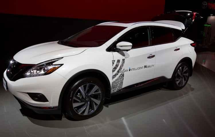 Nissan Leaf será lançado com versão autônoma - Nissan / Divulgação