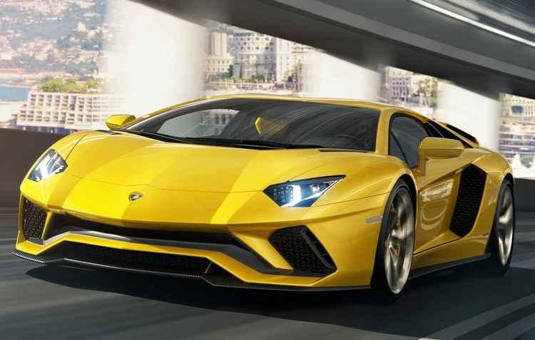 Lamborghini/Divulgação
