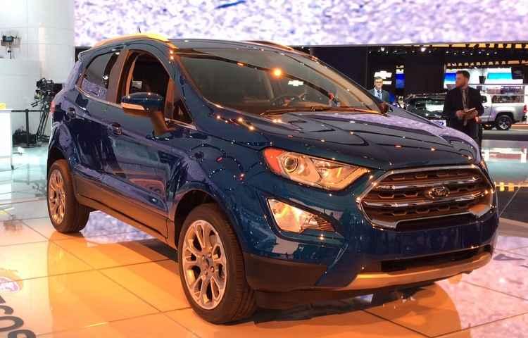 Mercado Brasileiro será o primeiro a receber o SUV - Taciana Goes / DP