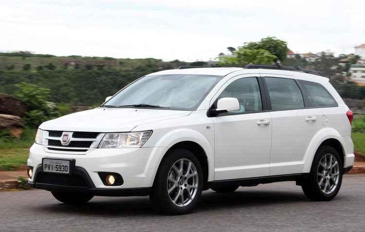 Freemont não aparece nem entre os 40 SUV mais vendidos - Fiat / Divulgação