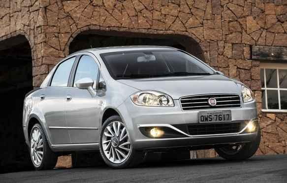 Linea ficou à frente de apenas dois modelos no segmento - Fiat / Divulgação