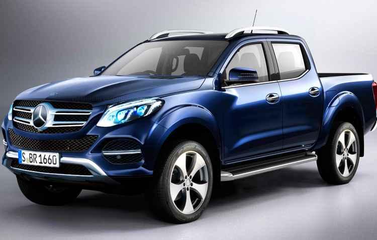 Mercedes GLA será tão luxuosa quanto os sedãs da marca  - Mercedes/Divulgação