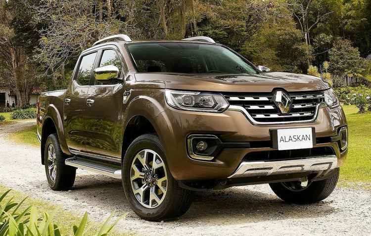 Renault Alaskan tem bom pacote de itens de série - Renault/Divulgação