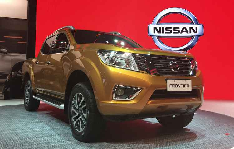Nissan Frontier ganhou novo motor 2.3 turbodiesel  - Jorge Moraes/DP