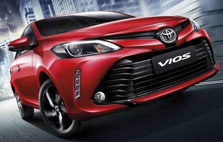 Vios ganha novos para-choques, grades menores e novos faróis de LED - Toyota/Divulgação