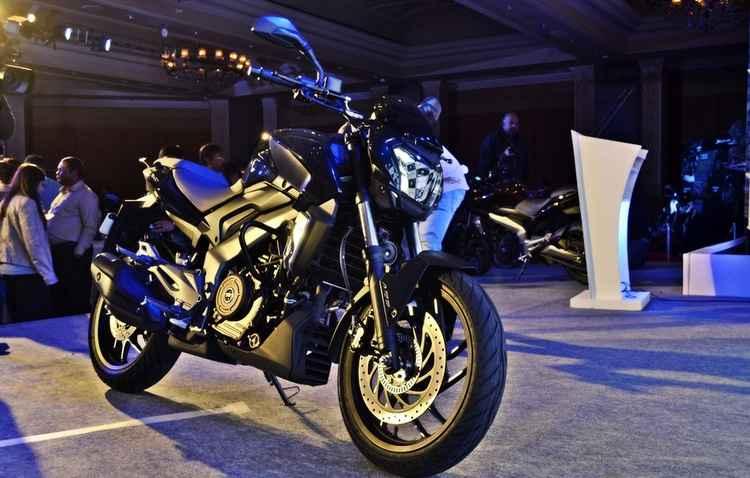 Nova FZ25 indiana já está a venda na cor preto brilhante com preto fosco - Reprodução da internet