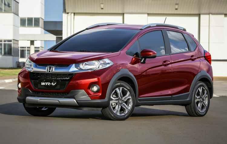 Honda amplia suas opções de SUV, que já contava com HR-V e CR-V. Agora, o mais novo WR-V foi apresentado - Honda / Divulgação