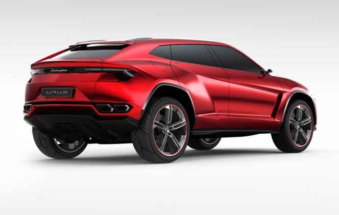 Lamborghini / Divulgação
