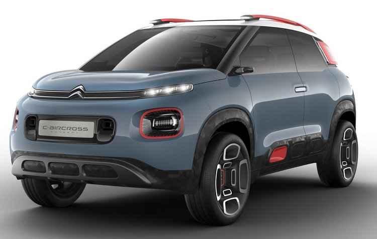 Conceito mostra como será o futuro do Citroën Aircross - Citroën / Divulgação