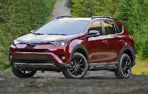 Toyota decidiu levar uma versão diferenciada da linha de crossovers para o Salão de Chicago - Toyota/Divulgação