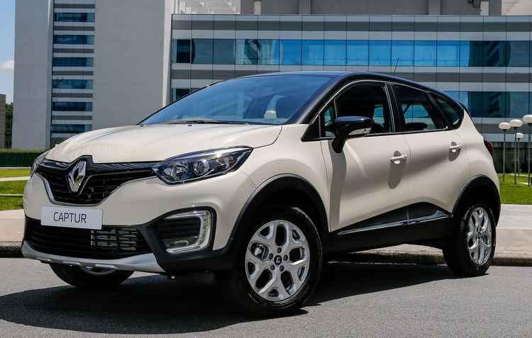 As dimensões do SUV são de 4,33 m de comprimento, 1,81 m de largura, 1,62 m de altura, 2,67 m de entre-eixos  - Renault/divulgação