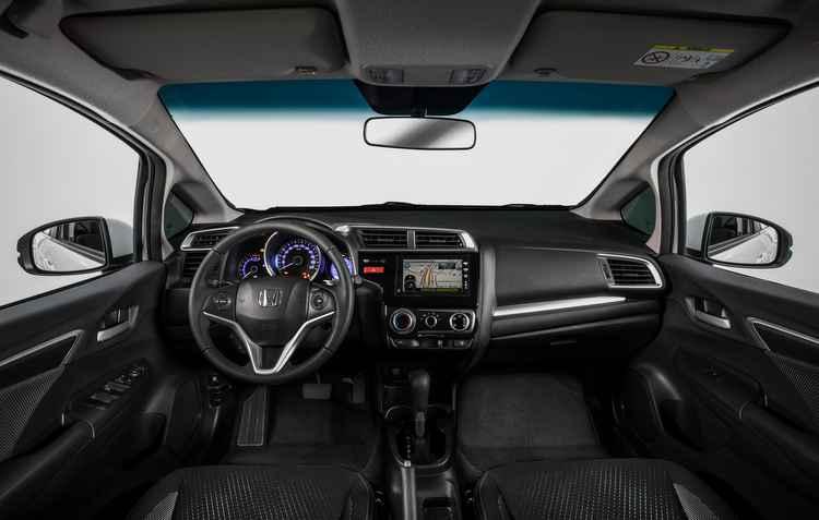 Versão EX vale R$ 79.400,00, já a versão EXL custa R$ 83.400,00   - Honda/Divulgação
