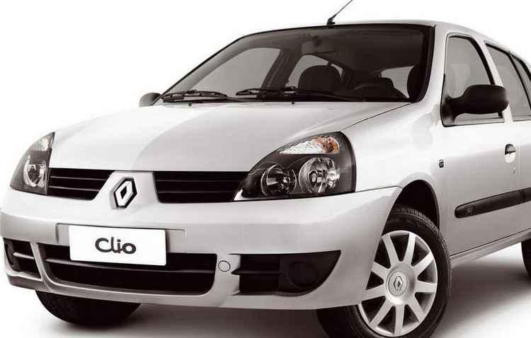 Modelo 2012 já teve o título de veículo mais econômico do Brasil e, até então, obteve nota A no Inmetro - Renault/Divulgação