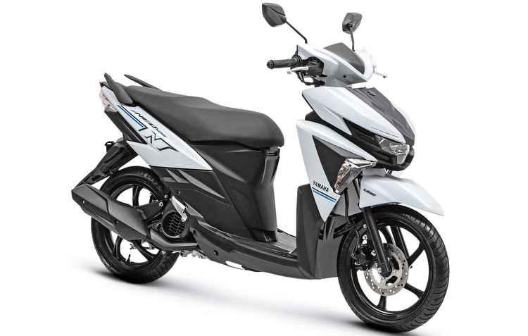 Neo 125 é a scooter de entrada da Yamaha e agrada pelo desempenho - Yamaha / Divulgação