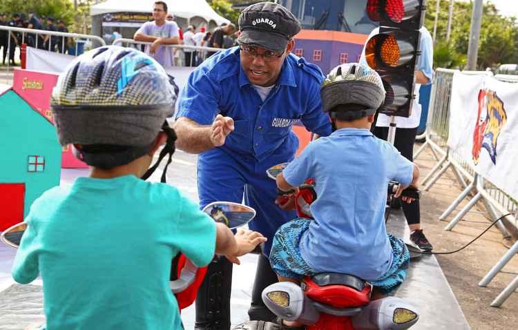 Crianças terão atividades especiais com brincadeiras lúdicas e educativas - Honda/Divulgação