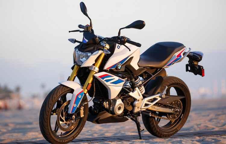 Motocicleta deixa de ser produzida na Índia e será vendida por R$ 23 mil - BMW/Divulgação