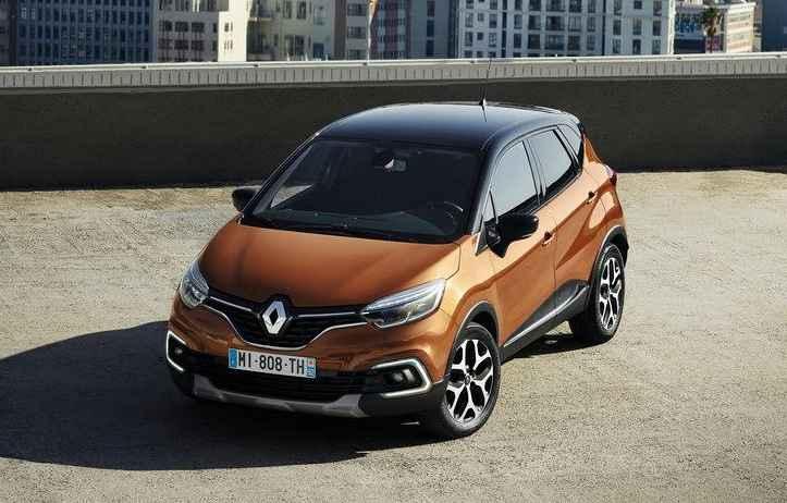 Captur agrada quem procura um estilo diferente   - Renault /Dvulgação