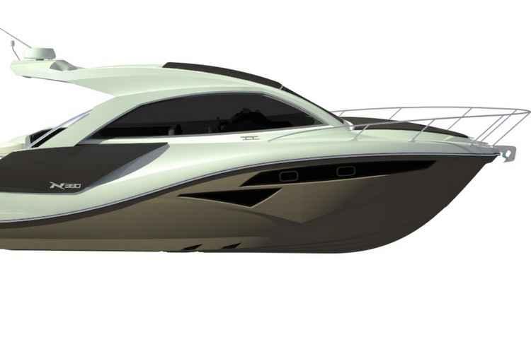 Embarcação tem para 18 pessoas - Nx Boat / Divulgação