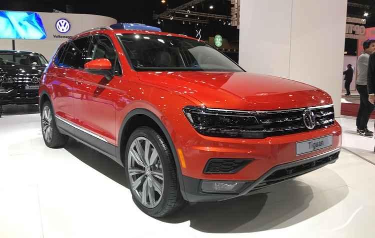 Volkswagen aposta em conforto - Jorge Moraes / DP