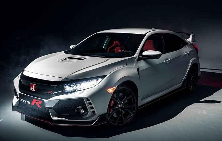 Modelo esportivo com tração dianteira deve ganhar uma opção menos potente - Honda/Divulgação