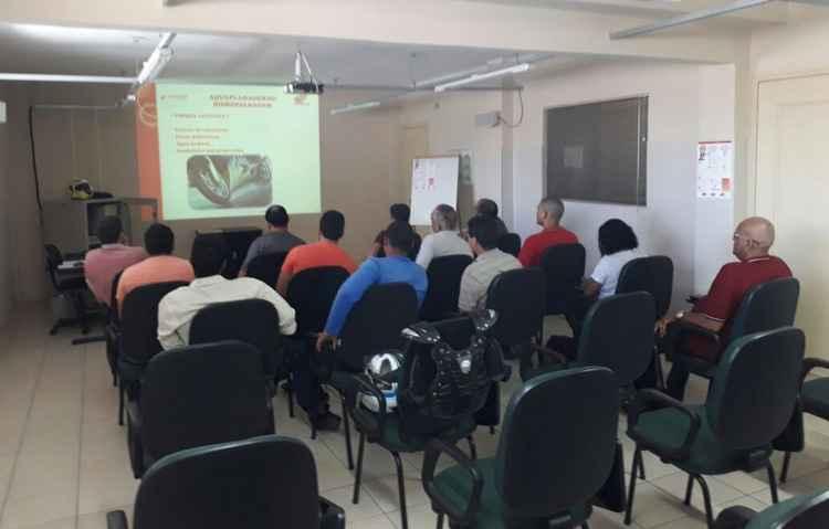 Inscrições podem ser feitas no site do Detran-PE - Detran/Divulgação