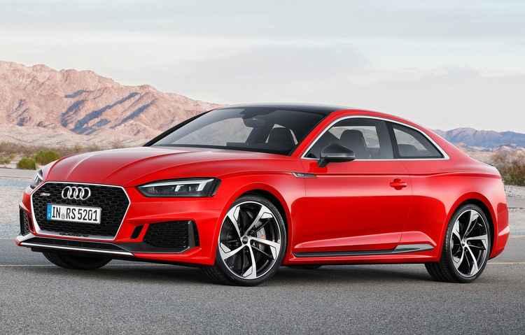 Modelo recebe motor V6 TFSI 2.9 com 450 cavalos de potência  - Audi/Divulgação