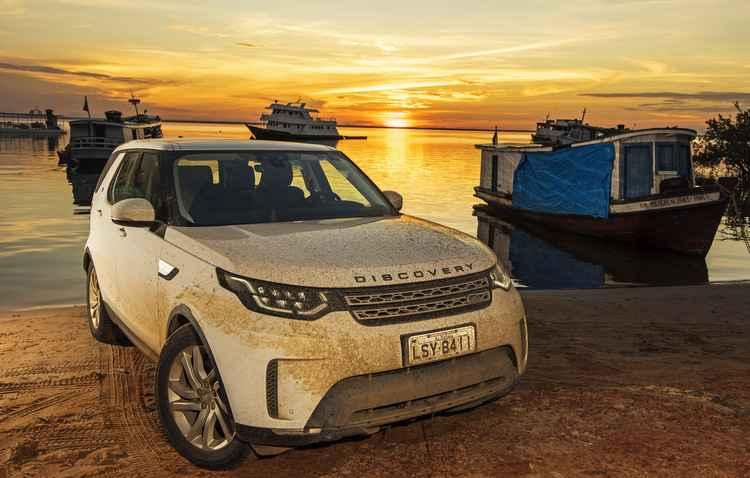 A quinta geração do Discovery chega em outra situação da primeira, lançada em 1989 - Land Rover / Divulgacao