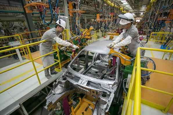 Fábrica da Chery em Jacareí deve produzir 50 mil veículos no primeiro ano