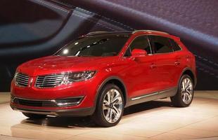 Lincoln MKX: O SUV de luxo é uma das apostas da Lincoln. A versão topo de linha tem propulsor 2.7 Ti-VCT EcoBoost V6, que gera 330 cv e 51,1 kgfm de torque. Além dos EUA, deve chegar a China, Canadá, México, Coreia do Sul e Oriente Médio. Por enquanto, não há previsão de venda no Brasil.