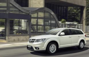 Fiat anuncia a chegada da linha 2015 do SUV Freemont às concessionárias brasileiras