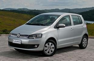 Volkswagen Fox, Versão BlueMotion