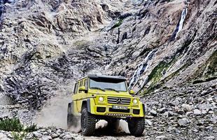 Protótipo chega com novo motor V8, sobrealimentado, que gera 422 cv
