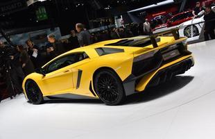 Lamborghini Aventador LP 750-4SV