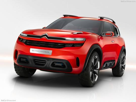 Carro será apresentado oficialmente no Salão de Xangai, na China