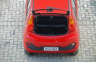 Novo Chery QQ chega ao Brasil partindo de R$ 31.990. Carro tem duas versões, motor 1.0 e 70 cavalos de potência.