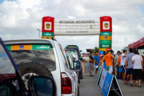 Confira a etapa do Mitsubishi Motorsports que aconteceu em Gravatá