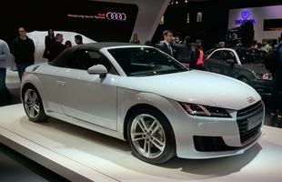 Audi TT Conversível. Lindo, em?