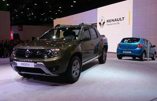 Nova picape da Renault derivada da Duster, Oroch