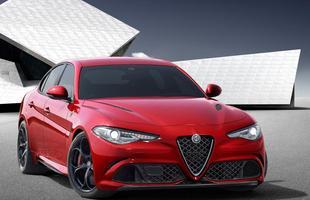 A Alfa Giulia é um encanto visual de automóvel. Rico em estilo e personalidade. Na versão Quadrifoglio, co-apresentada pelo tenor Andrea Bocelli, em momento único na história das premieres na indústria automotiva mundial, é uma carro de motor ousado, de seis cilindros com 510 cavalos e ronco incomparável. Esse propulsor