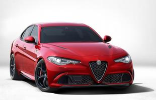 Alfa Giulia é um encanto visual de automóvel. Rico em estilo e personalidade