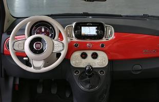 Fiat revela facelift do 500