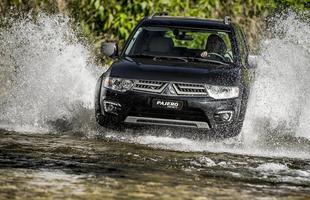Pajero lançou a séries especial HPE-S, que tem 200 unidades. Veículo tem DNA 4x4 com o conforto de um SUV