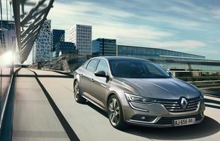 Renault oficializou a chegada do Talisman. Novidade tem cinco opções de motorização