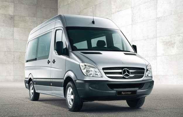 Mercedes-Benz anuncia recall da Sprinter