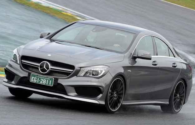 Mercedes-Benz lança o CLA 45 AMG por R$ 289.900