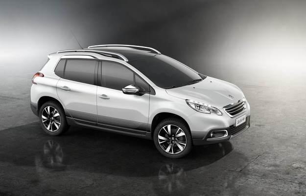 Peugeot apresentará 2008 e 208 no Salão de São Paulo